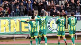 Şanlıurfaspor-Giresunspor Maçına Hazırlanıyor