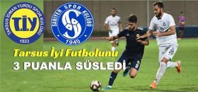Tarsus İdmanyurdu-Sariyer: 2-0