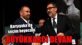 Karşıyaka başkanını seçti
