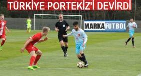 Türkiye-Portekiz: 2-1