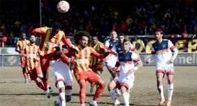 Evkur Yeni Malatyaspor-Mersin İdmanyurdu: 2-1