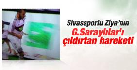Galatasaray Taraftarını Çıldırtan işte O Hareket