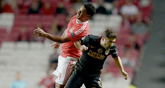 Benfica Galatasaray: Benfica-Galatasaray: 2-1